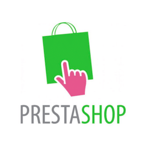 Logo Prestashop plateforme e-commerce
