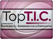 Logo Top TIC - Technologies de l'information et de la Communication